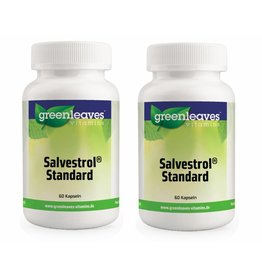 Greenleaves vitamins Salvestrol Standard, 2-pack
