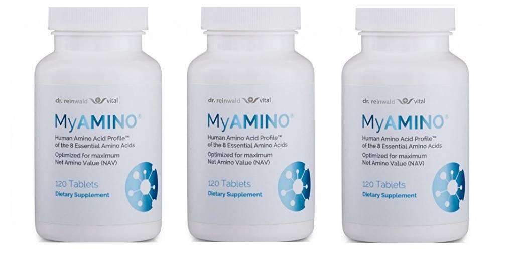Dr. Reinwald MyAMINO (120 Tablets), 3-pack