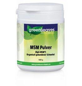 Greenleaves vitamins MSM Pulver (Opti-MSM)