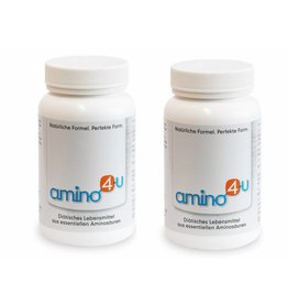 amino4u Amino4u, 120 Tablets, 2-pack