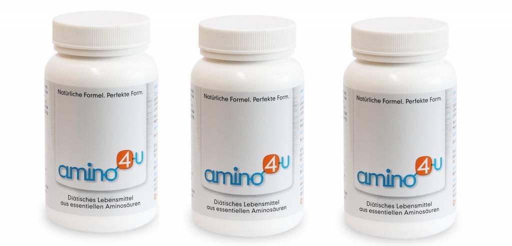 amino4u Amino4u, 120 Tablets, 3-pack