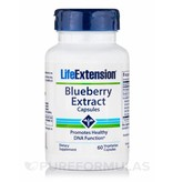 Life Extension Blueberry Extract Capsules, 60 Vegetarian Capsules