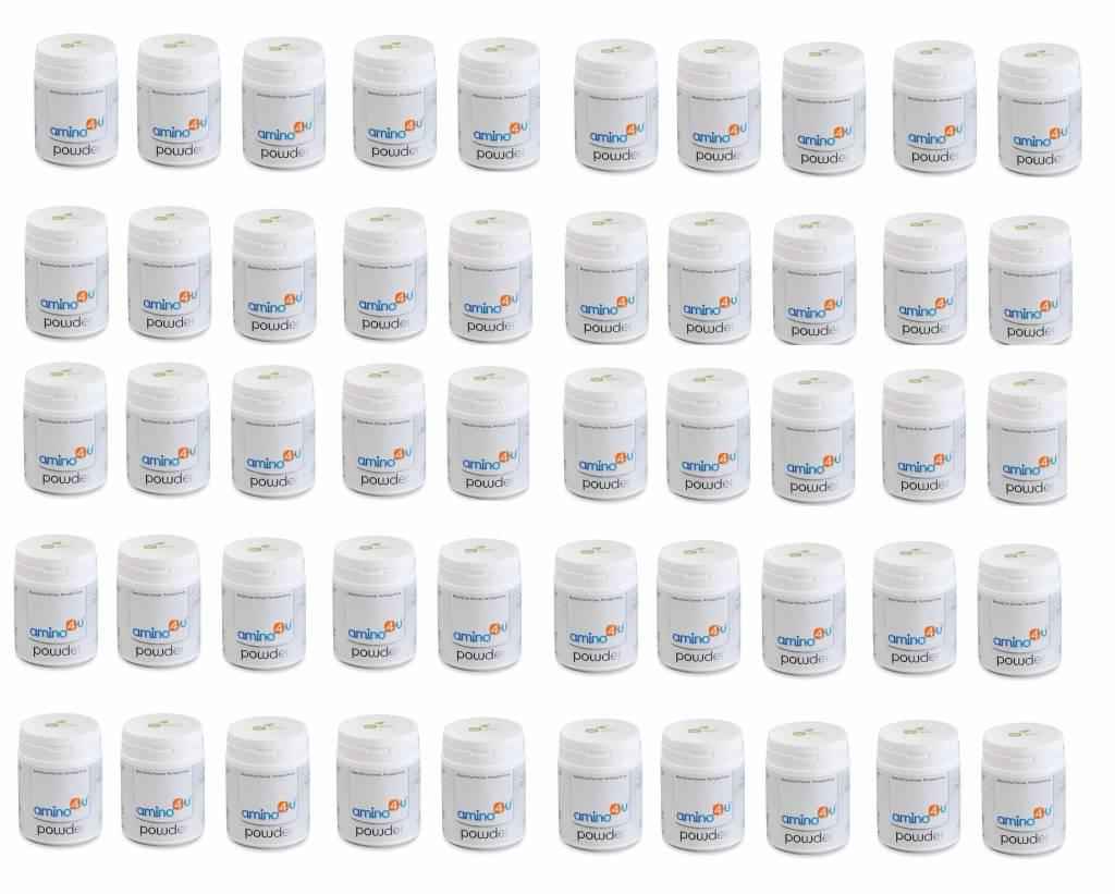 amino4u Amino4u Powder, 120g, 50-pack