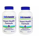 Life Extension Breast Health Formula, 60 Capsules, 2-pack