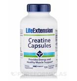 Life Extension Creatine Capsules, 120 Vegetarian Capsules