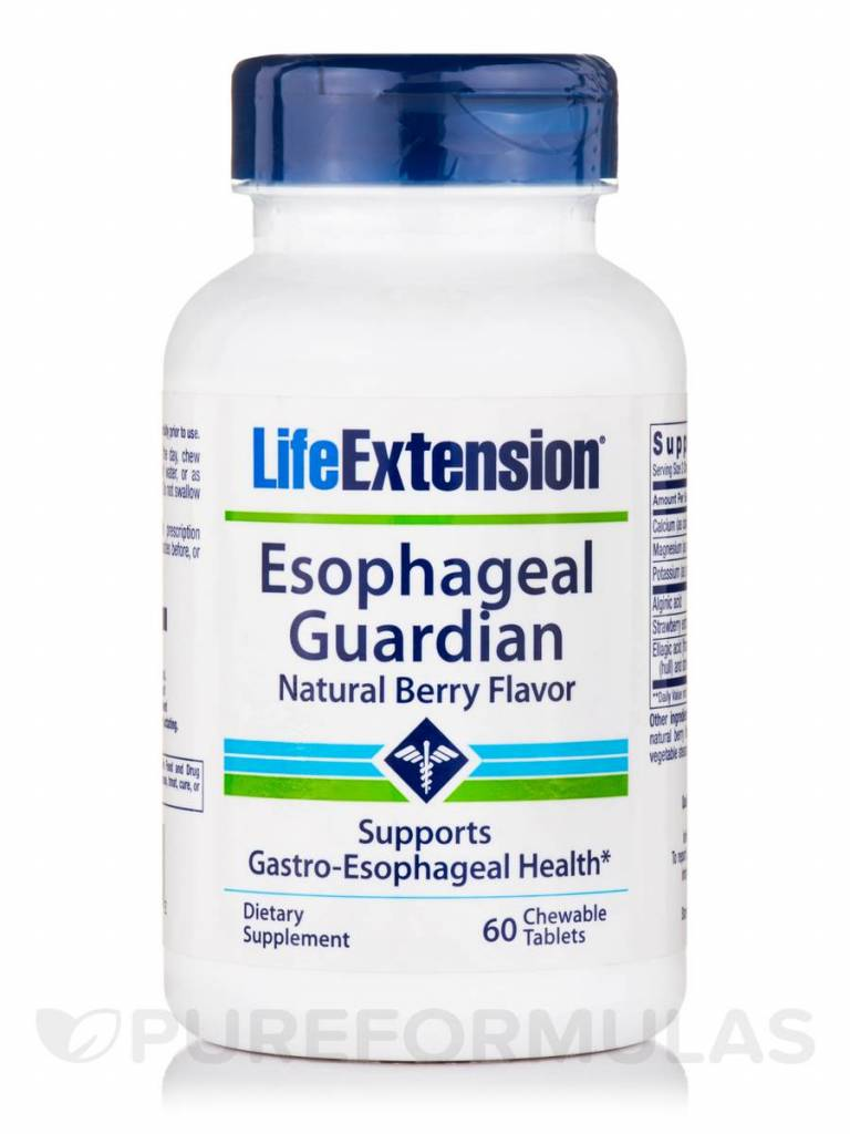 Life Extension Esophageal Guardian