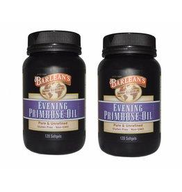 Barlean's Evening Primrose Oil, 120 Softgels, 2-pack
