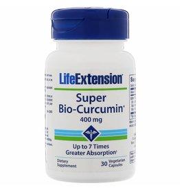 Life Extension Super Bio-Curcumin 400mg, 30 Vegetarian Capsules