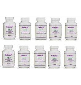 Optimox Iodoral 50mg, 90 Capsules, 10-pack