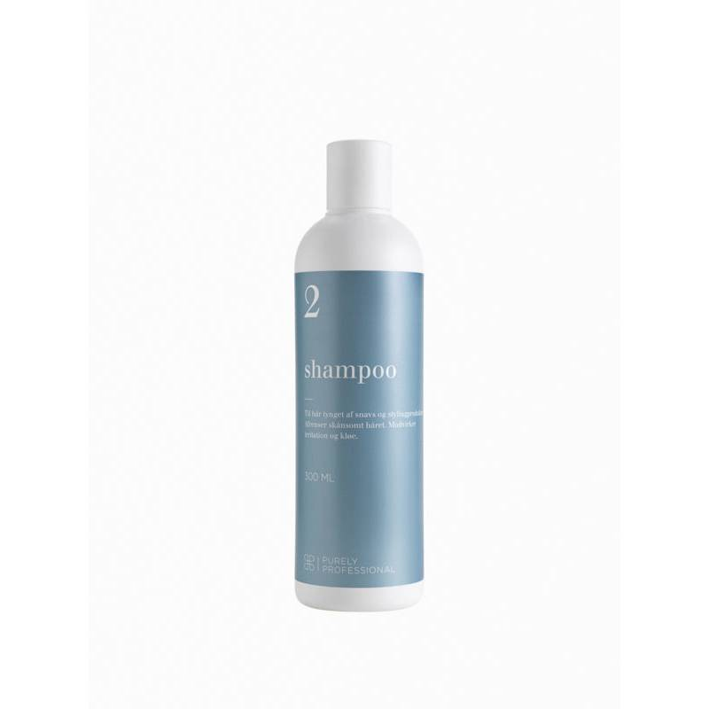 Life Extension  Purely Professional Shampoo 2 - is a deep cleaning shampoo