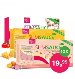 Cleanfoods Slimsauce Cheese