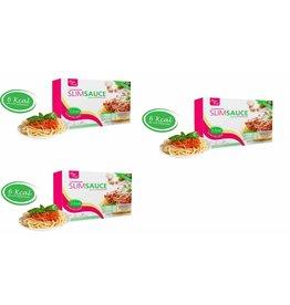 Cleanfoods Slimsauce Pomodori, 3-pack