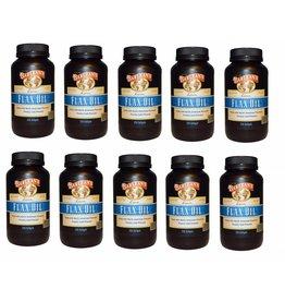 Barlean's Lignan Flax Oil, 250 Softgels, 10-pack