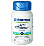 Life Extension  Liver Efficiency Formula, 30 vegetarian capsules