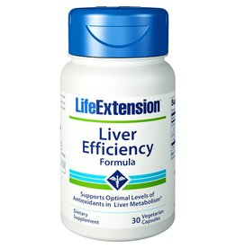 Life Extension Liver Efficiency Formula, 30 vegetarian capsules