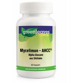 Greenleaves vitamins Mycelimun-AHCC, 60 Capsules