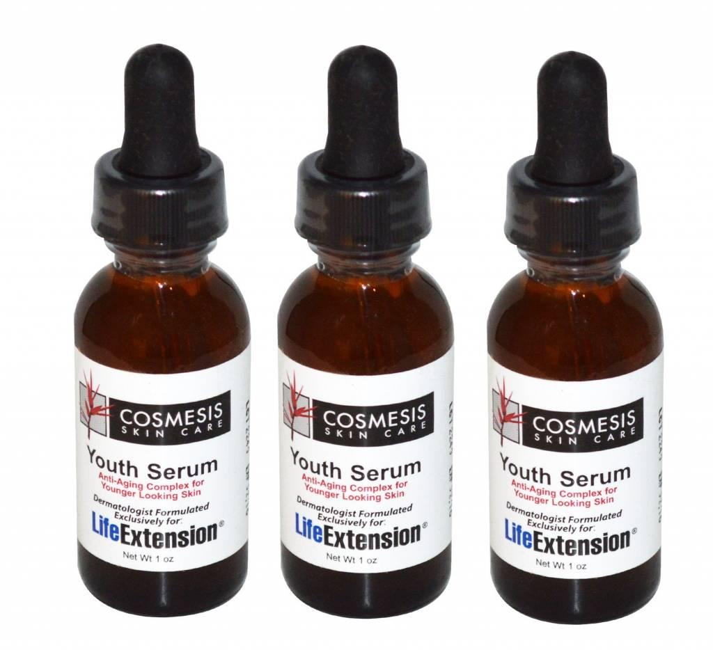 Cosmesis Youth Serum, 1 Oz., 3-pack