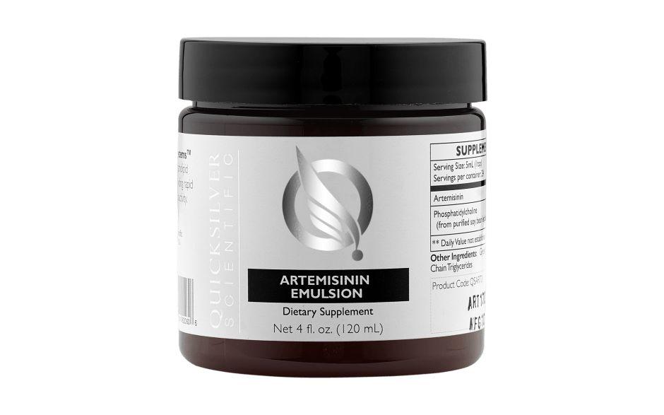 Quicksilver Scientific Artemisinin Emulsion, 120 Ml
