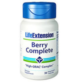 Life Extension Berry Complete, 30 Vegetarian Capsules