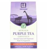 Life Extension Kenyan Purple Tea Crystals, 14 Stick Packs