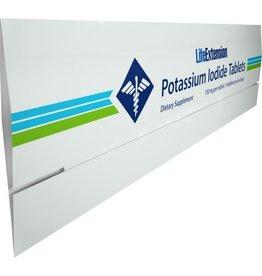 Life Extension Potassium Iodide, 130 mg 14 Tablets