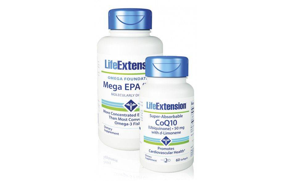 Life Extension Recommended Supplement Kit