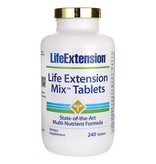 Life Extension Life Extension Mix Tablets Without Copper , 240 Tablets