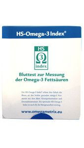 Life Extension Omega-3 Index