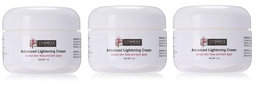 Cosmesis Advanced Lightening Cream, 1 Oz, 3-pack