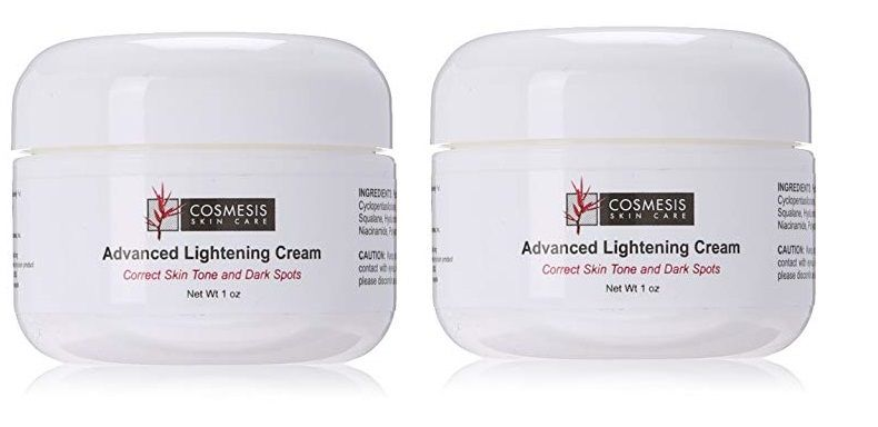 Cosmesis Advanced Lightening Cream, 1 Oz, 2-pack