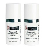 Cosmesis Advanced Growth Factor Serum, 30 ml, 2-pack