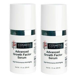 Cosmesis Advanced Growth Factor Serum, 30 ml, 2-pack