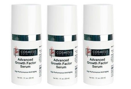 Cosmesis Advanced Growth Factor Serum, 30 ml, 3-pack