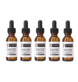 Cosmesis Advanced Triple Peptide Serum, 1 Oz. (30ml), 5-pack