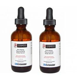 Cosmesis Anti-aging Rejuvenating Scalp Serum, 2 Oz, 2-pack