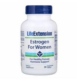 Life Extension Estrogen for Women, 30 Vegetarian Capsules