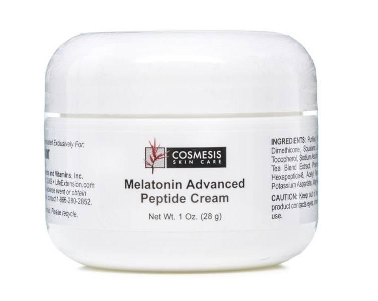 Cosmesis Melatonin Advanced Peptide Cream, 30 ml