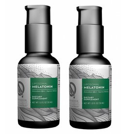 Quicksilver Scientific Liposomal Melatonin, 30 ml, 2-pack