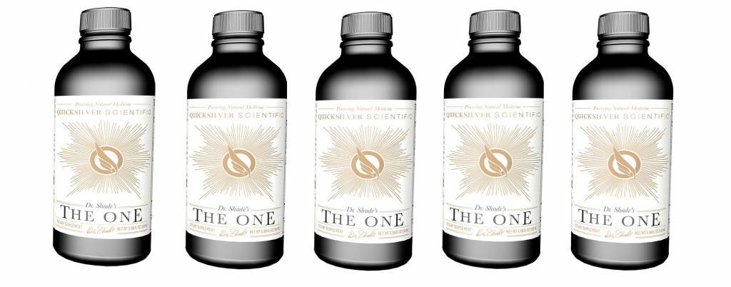 Quicksilver Scientific The One, 100 ml, 5-pack