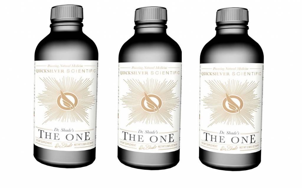 Quicksilver Scientific The One, 100 ml, 3-pack