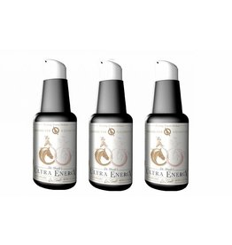 Quicksilver Scientific Ultra Energy Liposomal Adaptogenic Blend, 50 ml, 3-pack