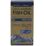 Wiley's Finest Wild Alaskan Fish Oil PEAK EPA, 60 Softgels