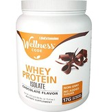 Life Extension Wellness Code™ Whey Protein Isolate, Chocolate Flavor, 437 Grams