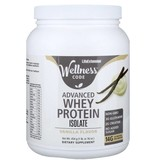 Life Extension Wellness Code™ Advanced Whey Protein Isolate, Vanilla Flavor, 454 Grams