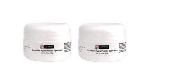Life Extension Cucumber Hydra Peptide Eye Cream, 5 Oz., 2-pack