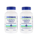 Life Extension Endothelial Defense™ Pomegranate Complete, 60 Capsules, 2-packs