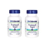 Life Extension Tranquil Tract, 60 Vegetarian Capsules, 2-packs