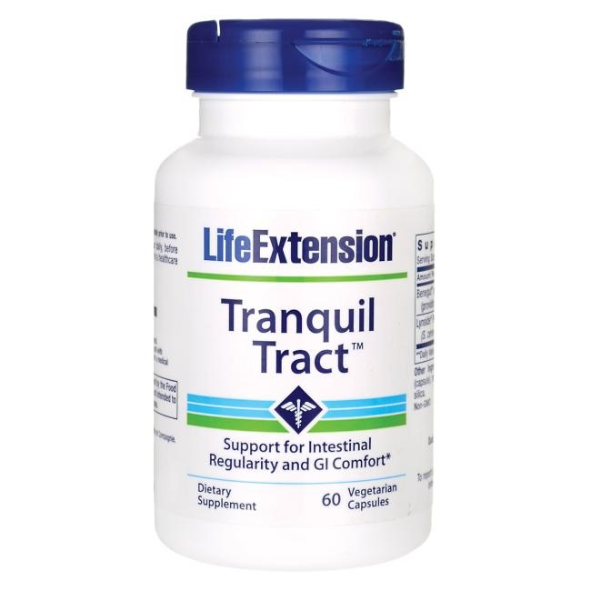 Life Extension Life Extension, Tranquil Tract, 60 Vegetarian Capsules