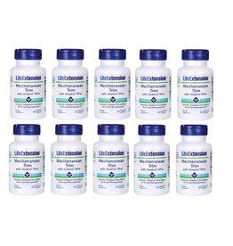 Life Extension Mediterranean Trim With Sinetrol-XPur, 60 Vegetarian Capsules, 10-packs