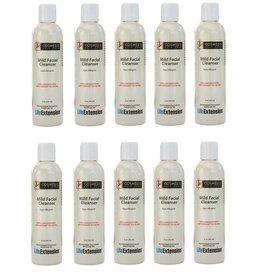 Life Extension Mild Facial Cleanser, 8 oz., 10-pack
